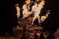by Duane Flatmo and crew. My Burning Man 2018 Photos:<br />