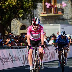 19-09-2020: Wielrennen: Giro Rosa: Motta Montecorvino<br /> Anna van der Breggen wins her third Giro Rosa