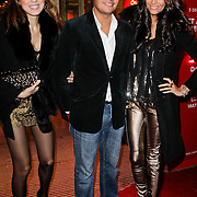 NLD/Amsterdam/20111222 - Wintercircus 2011 Carre, tamara Elbaz, Maria Tailor en partner Delano