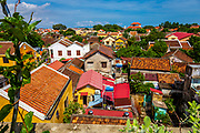 Roof Tops of Hoi An.