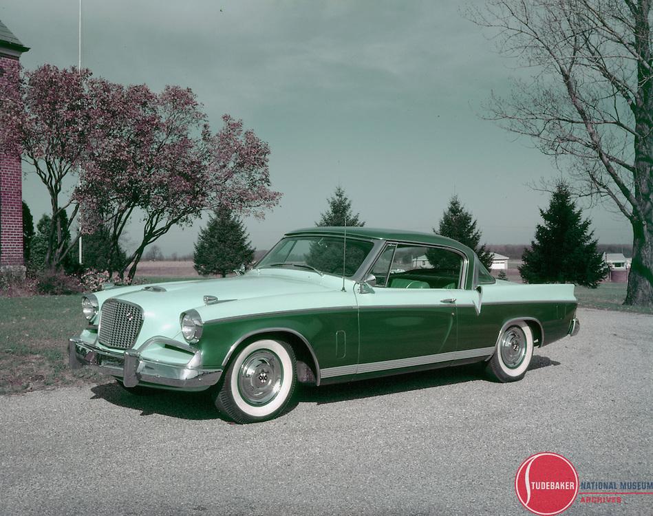 1956 Golden Hawk