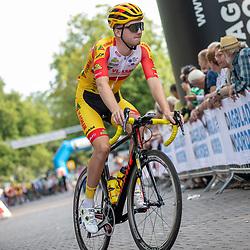 EMMEN (NED) wielrennen <br />Harthijs de Vries