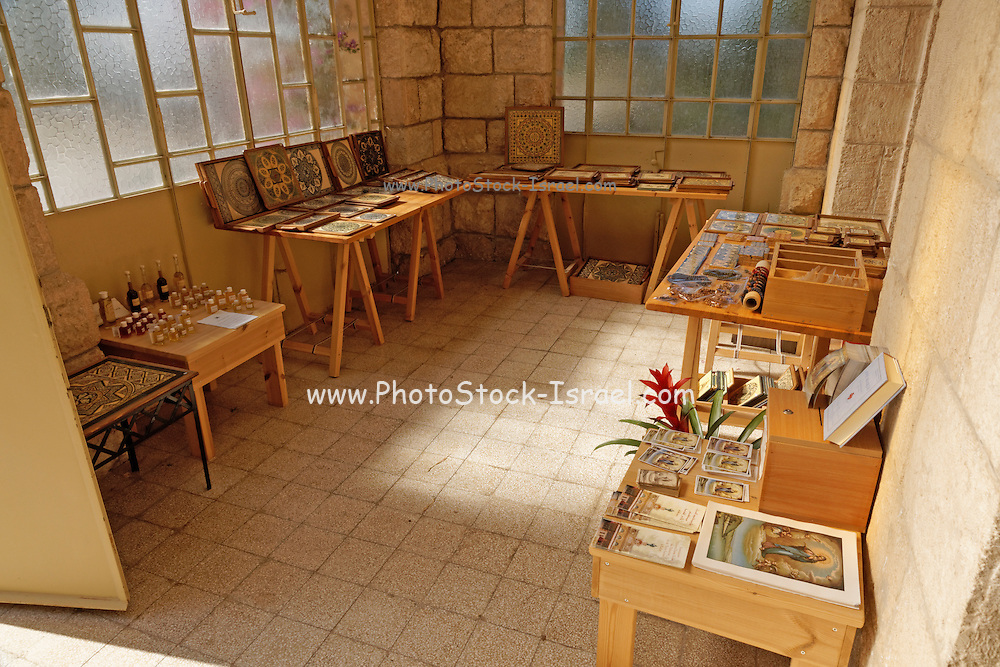 Deir Rafat a Christian monastery in central Israel, located to the north-west of Beit Shemesh. Established 1927