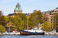 Sweden, Stockholm. Stockholms rådhus.