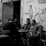 Egypt. Cairo : Sukh al salih street in Bab el Wazir area  , street life in Cairo