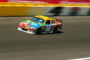 May 20, 2011: NASCAR Sprint Cup All Star Race practice. Kyle Busch