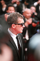 Antonio Banderas at the The Expendables 3 red carpet at the 67th Cannes Film Festival France. Sunday 18th May 2014 in Cannes Film Festival, France.