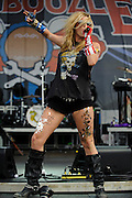 Ke$ha performing at The Bamboozle in East Rutherford, New Jersey. May 2, 2010. Copyright © 2010 Matt Eisman. All Rights Reserved.
