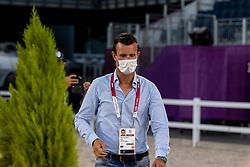 casvloDe Zeeuw Matthew<br /> Olympic Games Tokyo 2021<br /> © Hippo Foto - Dirk Caremans<br /> 03/08/2021