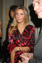 STEPHANIE COATEN at a party to celebrate the launch of The Essential Party Guide held at the Mandarin Oriental Hyde Park, 66 Knightsbridge, London on 27th March 2007.<br /><br />NON EXCLUSIVE - WORLD RIGHTS