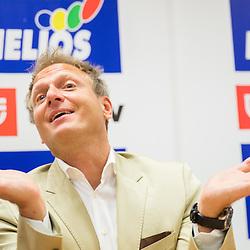20140610: SLO, Basketball - Press conference of KK Helios Domzale