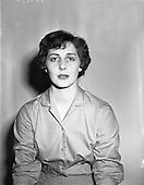 1958 Passport Photo for Miss Rina Grennan?