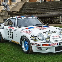 #337, Porsche 911 Carrera RS 3.0 at Rennsport Collective at Stowe House, Buckinghamshire, UK, on 1 November 2020