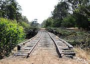AUSTRALIA - BANBURY A disused railway 09/01/2010. STEPHEN SIMPSON...
