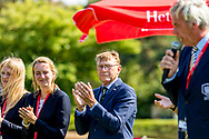 21-07-2018 Pictures of the final day of the Zwitserleven Dutch Junior Open at the Toxandria Golf Club in The Netherlands.21-07-2018 Pictures of the final day of the Zwitserleven Dutch Junior Open at the Toxandria Golf Club in The Netherlands.  Willem Zellsman, President of the NGF