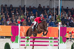 Kuipers Doron (NED) - Classic<br /> KWPN Paardendagen 2011 - Ermelo 2011<br /> © Dirk Caremans