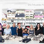 Sina Trinkwalder, Manomama, Augsburg. 24.07.2019<br /> ©Martin Hangen/hangenfoto