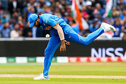 Rohit Sharma of India drops a catch - Mandatory by-line: Robbie Stephenson/JMP - 09/07/2019 - CRICKET - Old Trafford - Manchester, England - India v New Zealand - ICC Cricket World Cup 2019 - Semi Final