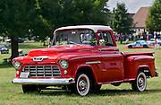 1955 Chevrolet Pick Up Truck, Keeneland Concours D'Elegance,Lexington,Ky.