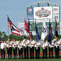 5.30.2012 Crushers Lorain County Scholar Athletes and American Legion Post 211