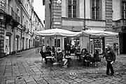 Torino 4 novembre 2020 penultimo giorno prima del secondo Lockdown