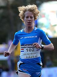 25-11-2012 ATLETIEK: NK CROSS WARANDELOOP: TILBURG<br /> Ruth van der Meijden<br /> ©2012-FotoHoogendoorn.nl