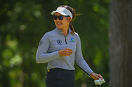 Su Oh (AUS) is all smiles as she heads down 2 during round 3 of the U.S. Women's Open Championship, Shoal Creek Country Club, at Birmingham, Alabama, USA. 6/2/2018.<br /> Picture: Golffile | Ken Murray<br /> <br /> All photo usage must carry mandatory copyright credit (© Golffile | Ken Murray)