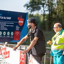 21-08-2020: Wielrennen: NK U23: Drijber<br />vrijwilliger