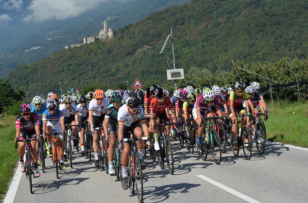 51° COPPA D'ORO - Sabato 8 settembre 2018 19° edizione per la Coppa Rosa - Gara allieve femminile <br /> 08.9.2018.<br /> Borgo Valsugana, Trentino.<br /> © DANIELEMOSNA.IT