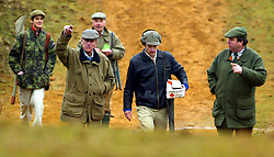 File photo dated 23/12/02 of The Duke of Edinburgh during a visit to a clay pigeon shooting competition organised by the British Association of Shooting and Conservation on the royal Sandringham Estate. The Queen privately owns Sandringham House and its vast surrounding estate, which includes 16,000 acres of farmland, 3,500 acres of woodland and 150 properties. Philip took on overall responsibility for the management of the estate at the start of the QueenÕs reign in 1952. He concentrated on maintaining it for future generations, ensuring conservation was at the heart of the way it was run. The Duke of Edinburgh spent much of his retirement at Wood Farm on the Sandringham estate. Issue date: Friday April 9, 2021.