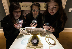 One of the most famous of all twentieth-century sculptures, Salvador Dalí's Lobster Telephone (1938) has been acquired by the National Galleries of Scotland, and is set to go on display this week at the Scottish National Gallery of Modern Art.<br /> <br /> This iconic sculpture is one of the most instantly recognisable masterpieces of Surrealism, the art movement that emerged in Paris in the 1920s, which explored the world of dreams and the subconscious mind. It consists of an ordinary, working telephone, upon which rests a plaster lobster, specially made to fit directly over the receiver.<br /> <br /> Lobster Telephone was acquired for the sum of £853,000, supported by the Henry and Sula Walton Fund (£753,000), and Art Fund (£100,000). Henry Walton was a Professor of Psychiatry at the University of Edinburgh and Sula Walton (née Wolff) was an internationally renowned child psychiatrist. They were passionate devotees of the arts and left their art collection to the National Galleries of Scotland. They also established an independent, charitable fund, designed to help the Galleries acquire major works of modern art.
