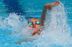 Tobija Ponikvar of Ilirija during 10th International Swimming Competition Veronika 2011, on July 16, 2011, in Pod skalco pool, Kamnik, Slovenia. (Photo by Vid Ponikvar / Sportida)