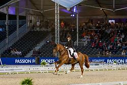 Dufour Cathrine, DEN, Atterupgaards Cassidy<br /> EC Rotterdam 2019<br /> © Hippo Foto - Sharon Vandeput<br /> 22/08/19
