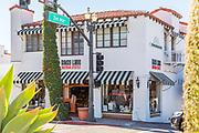 Daisy Lane Retail Shop on El Camino Real and Del Mar in San Clemente