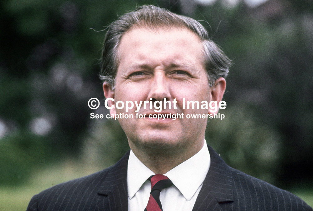 James Kilfeddar, Ulster Unionist candidate, North Down, N Ireland, in UK General Election, June 1970. 197005000204a. Native of Laghey, Co Donegal, Rep of Ireland.<br /> <br /> Copyright Image from Victor Patterson, Belfast, UK<br /> <br /> t: +44 28 9066 1296 (from Rep of Ireland 048 9066 1296)<br /> m: +44 7802 353836<br /> e: victorpattersonbelfast@gmail.com<br /> <br /> www.images4media.com<br /> <br /> Please see my full Terms and Conditions of Use at https://www.images4media.com/p/terms-conditions - it is IMPORTANT that you familiarise yourself with them.<br /> <br /> Images used online incur an additional cost. This cost should be agreed in writing in advance. Online images must be visibly watermarked i.e. © Victor Patterson or that of the named photographer within the body of the image. The original metadata must not be deleted from images used online.<br /> <br /> This image is only available for the use of the download recipient i.e. television station, newspaper, magazine, book publisher, etc, and must not be passed on to a third party. It is also downloaded on condition that each and every usage is notified within 7 days to victorpattersonbelfast@gmail.com.