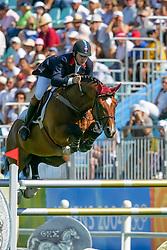 Skelton Nick-Arko III<br /> Olympic Games Athens 2004<br /> Photo © Hippo Foto