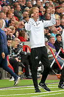 Football - 2018 / 2019 Sky Bet EFL Championship - Swansea City vs. Nottingham Forest<br /> <br /> Swansea City manager Graham Potter on the touchline, at Liberty Stadium.<br /> <br /> COLORSPORT/WINSTON BYNORTH