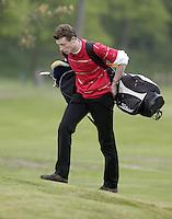 ARNHEM - Tijn Schulting.    Voorjaarswedstrijden Golf heren op de Rosendaelsche Golfclub COPYRIGHT KOEN SUYK