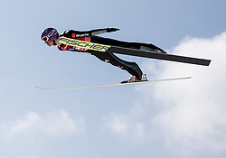 Andreas Wellinger (GER) during Ski Flying Hill Men's Team Competition at Day 3 of FIS Ski Jumping World Cup Final 2017, on March 25, 2017 in Planica, Slovenia. Photo by Vid Ponikvar / Sportida