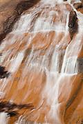 Domingos Martins_ES, Brasil...Detalhe da cachoeira ao lado de um trecho da Rota Imperial, antiga Estrada Dom Pedro de Alcantra...Detail of a waterfall next to the ancient Rota Imperial, know as Dom Pedro de Alcantara road...Foto: LEO DRUMOND / NITRO