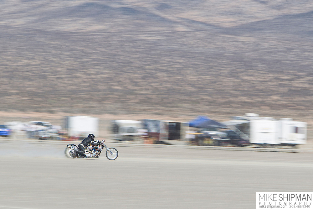 Schaefer & Chambers, 659B, eng 1650CC, body A-PF, driver Kenny Schaefer, 158.041 mph, record 182.606