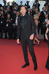 Adrien Brody attending the Closing Ceremony during the 70th annual Cannes Film Festival held at the Palais Des Festivals in Cannes, France on May 28, 2017 as part of the 70th Cannes Film Festival. Photo by Nicolas Genin/ABACAPRESS.COM