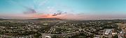 Drone Dorking Town Centre