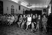 1964 Bri Nylon Retail Sales Girls