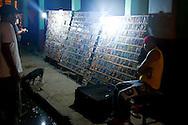 CD sales in Gibara, Holguin, Cuba.