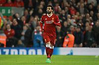 Mohamed Salah Liverpool <br /> Liverpool 24-04-2018 Football Champions League 2017/2018 Semifinal First Leg Liverpool - AS Roma Foto Gino Mancini/Insidefoto