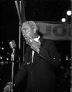 Election Rally, Labour, G.P.O..01.10.1961