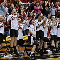 3.9.2011 Orrville vs Youngstown Ursuline Girls Varsity Basketball