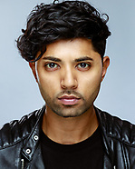 Actor Headshot Portraits Qasim Akhtar