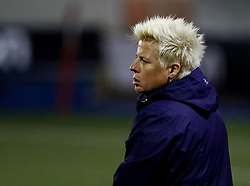 Head Coach Jo Hull of Hong Kong during the pre match warm up<br /> <br /> Photographer Simon King/Replay Images<br /> <br /> Friendly - Wales Women v Hong Kong Women - Friday  16th November 2018 - Cardiff Arms Park - Cardiff<br /> <br /> World Copyright © Replay Images . All rights reserved. info@replayimages.co.uk - http://replayimages.co.uk